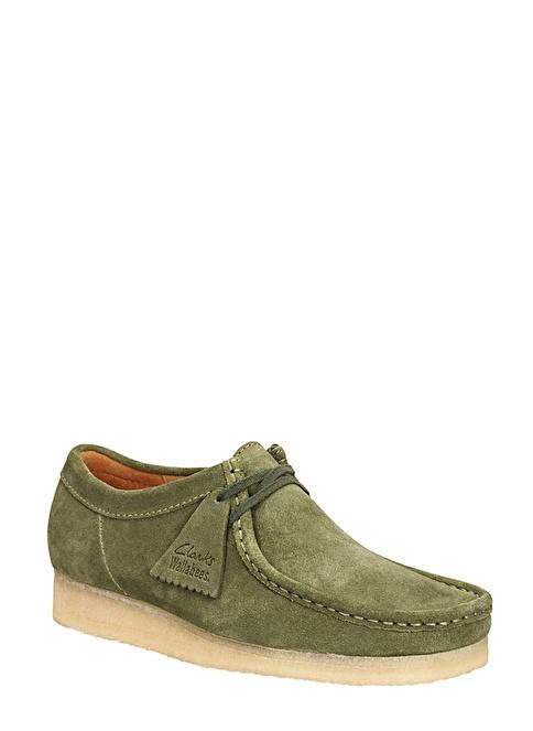 Clarks Ayakkabı Yeşil